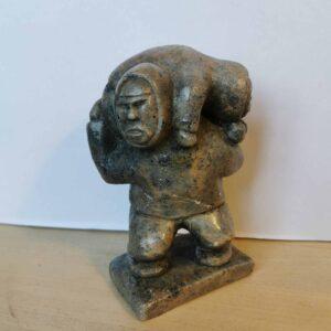 Inuits Soap Stone