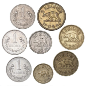 Stamp and Coins